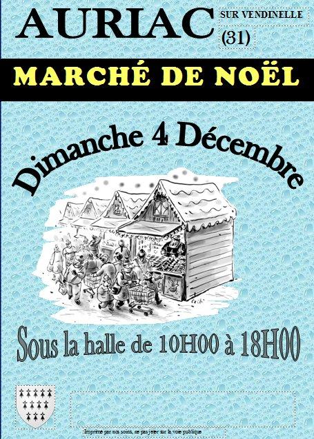 Marché de Noël et de terroir